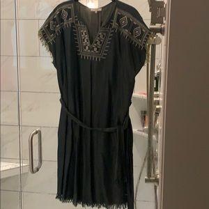 Easel Denim Dress